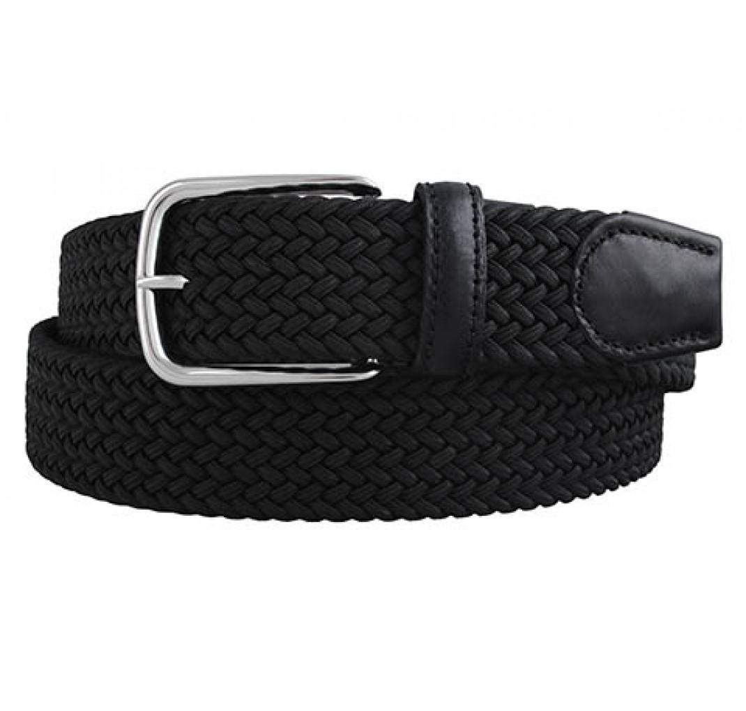 BOSSWIK Black Ribbon bælte varenr. 6806