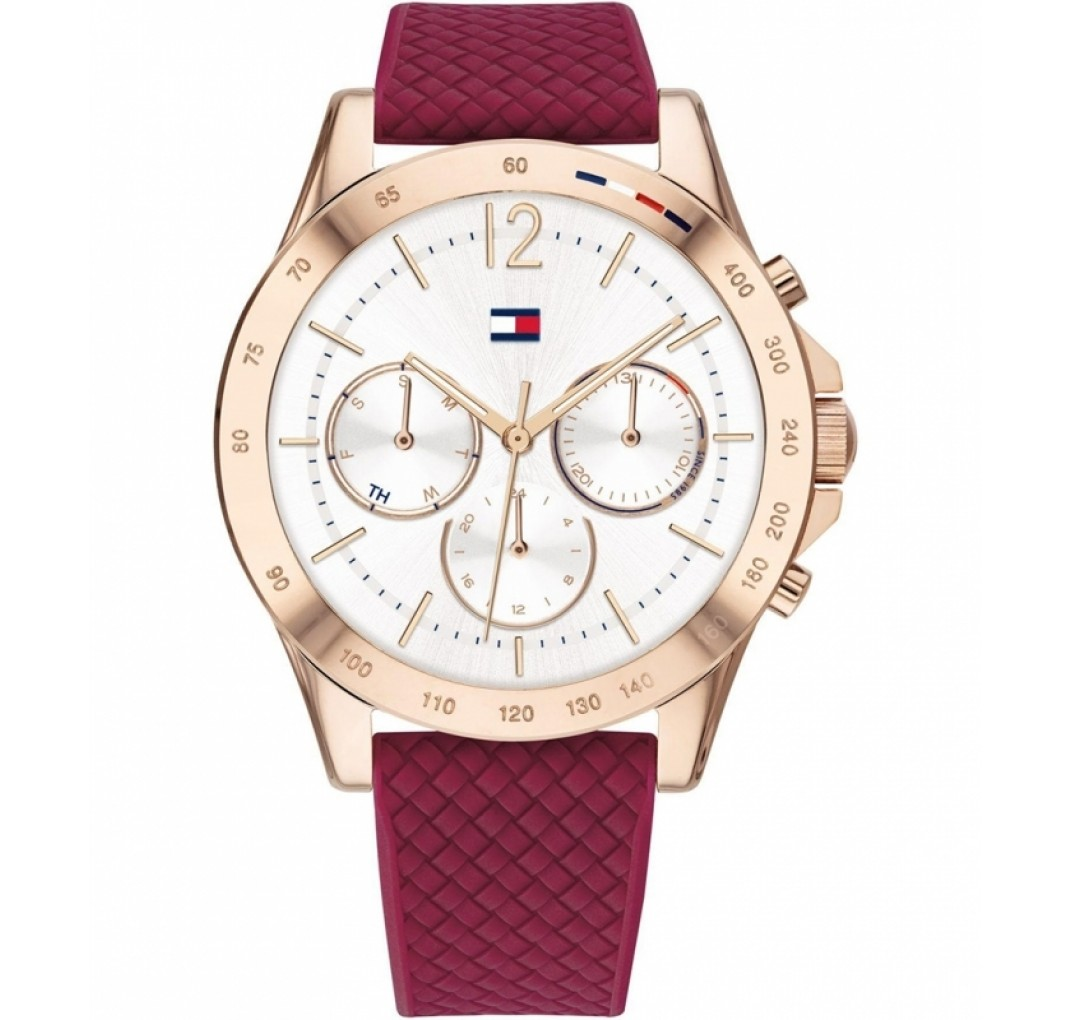 Tommy Hilfiger Horloge Red TH1782200