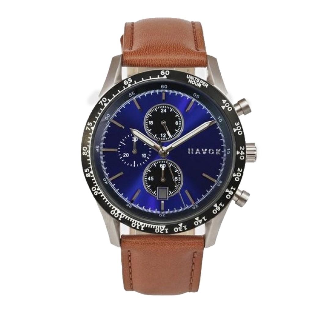 Elliot Havok Racer Cronograf Blue