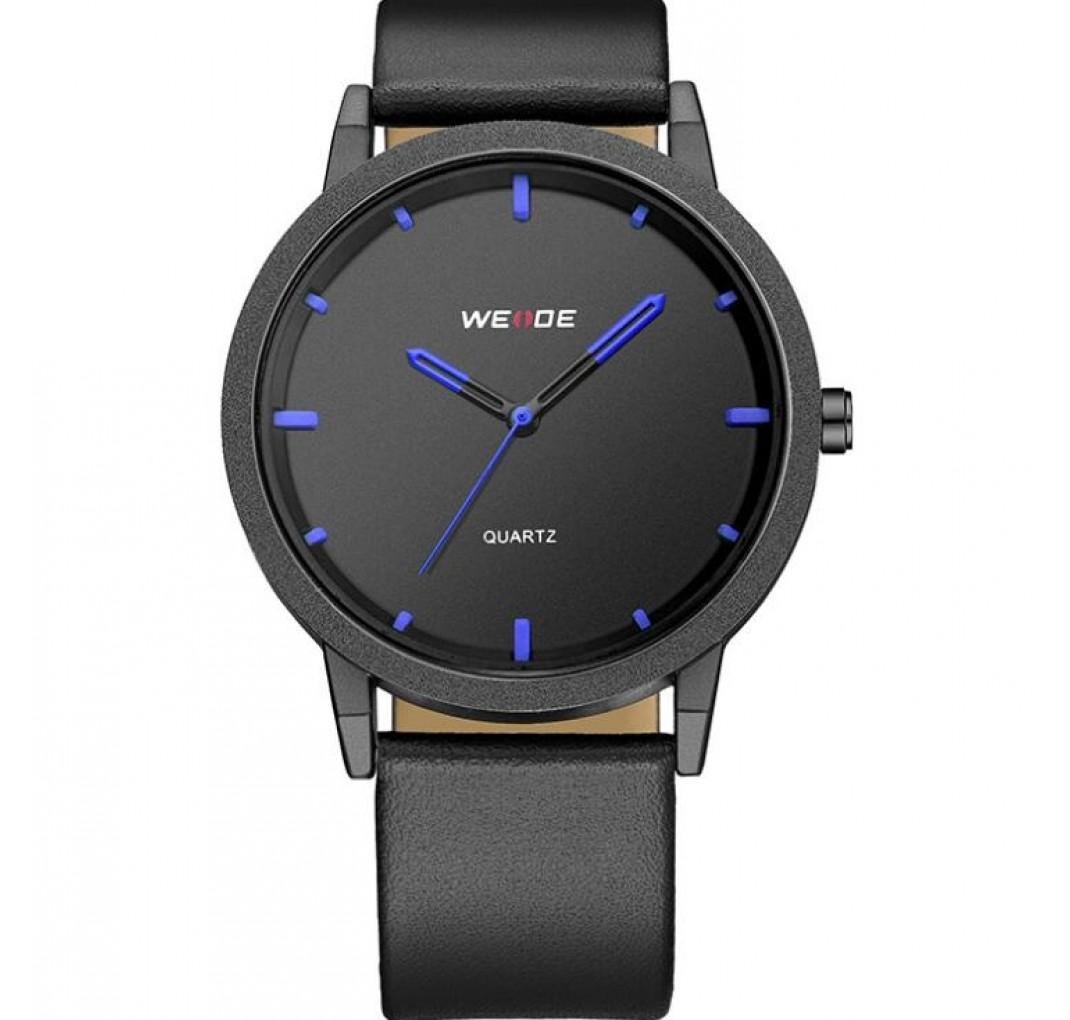 WEIDE BLUE Minimalistisk Japansk designet ur