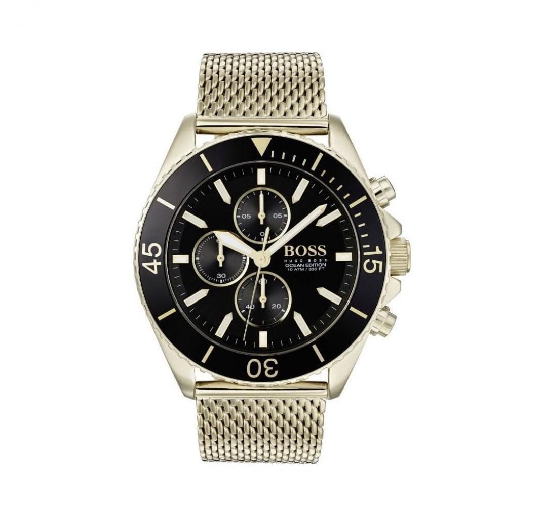HUGO BOSS Gold Ocean Watch