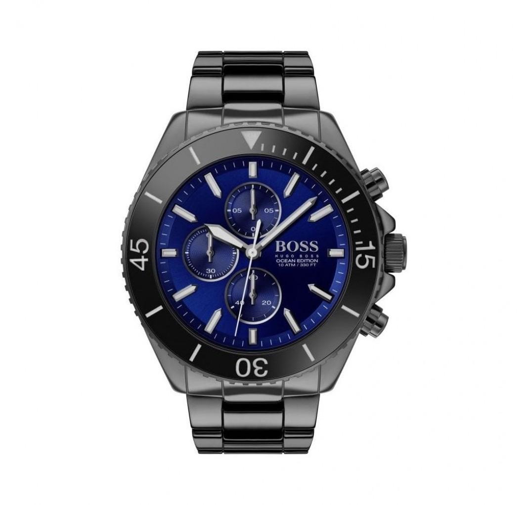 HUGO BOSS Ocean Edition Watch Black HB1513743