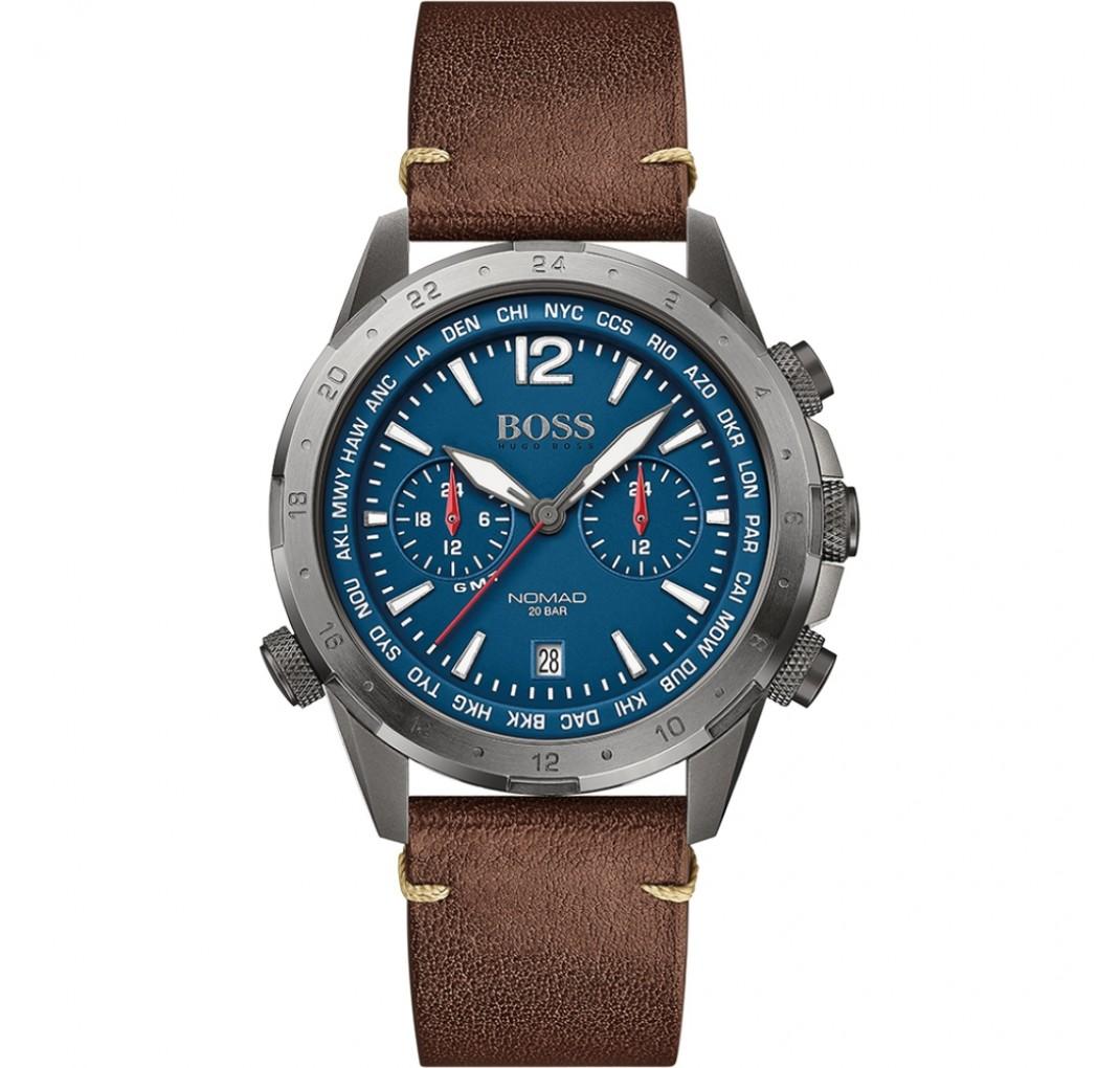 HUGO BOSS Nomad GMT Watch