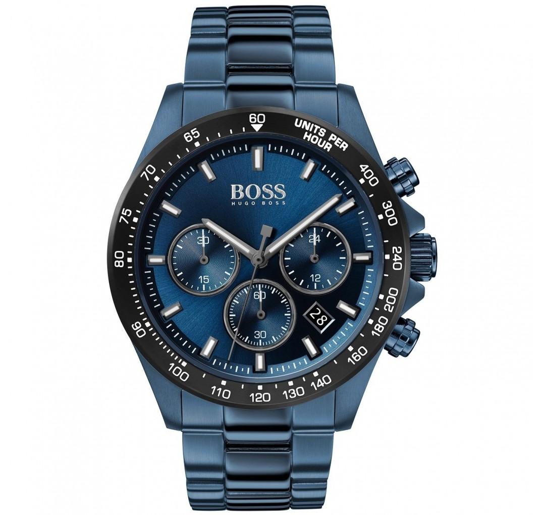 HUGO BOSS Hero Sport Blue Metallic