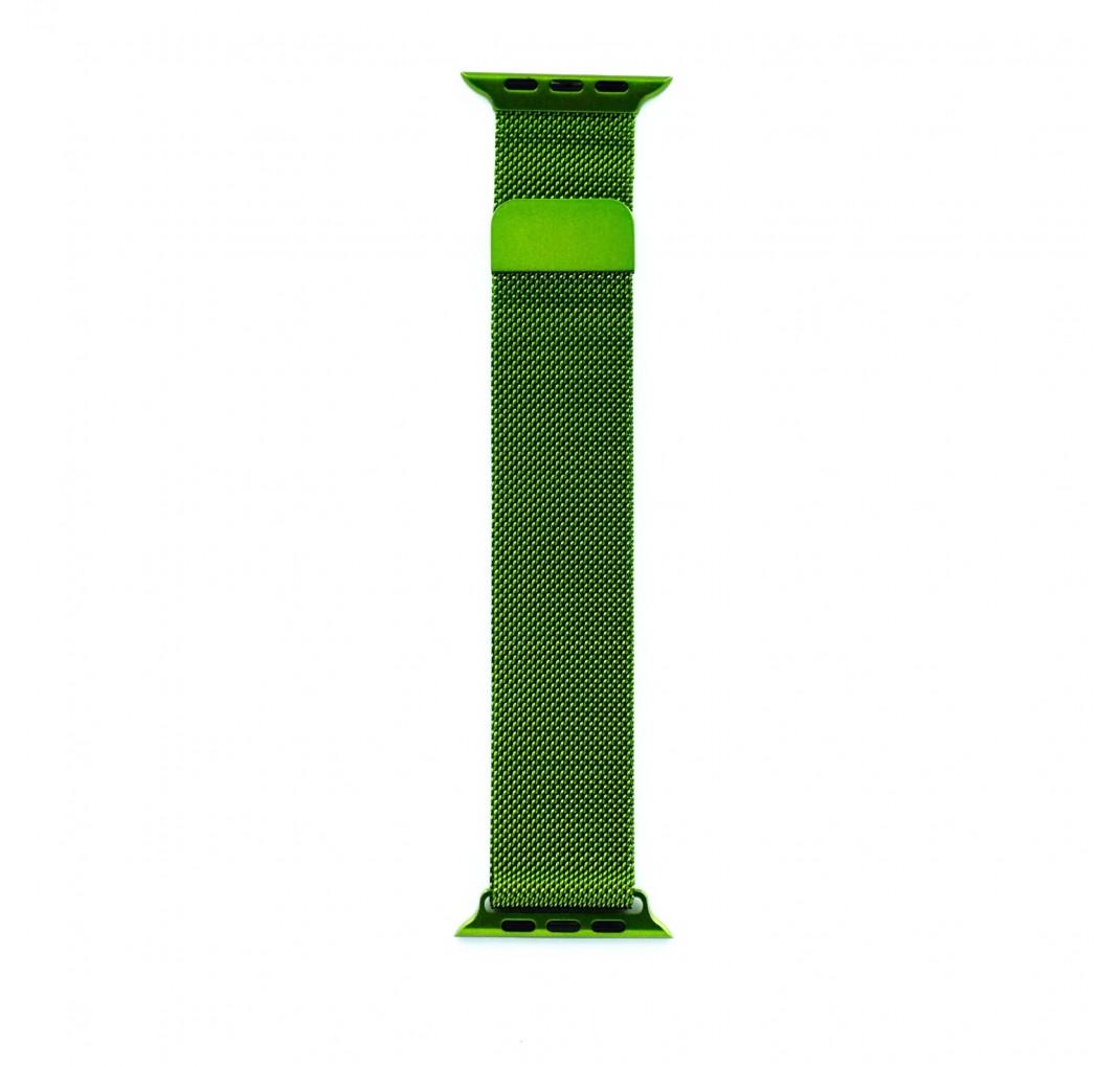 Apple Watch mesh urrem forest green 42/44 mm