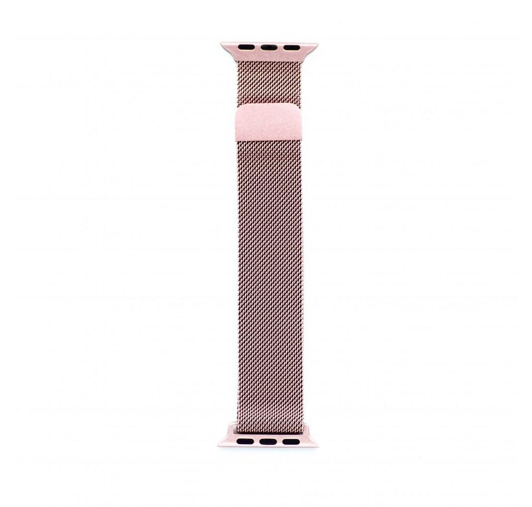 Apple Watch mesh urrem rose pink 38/40 mm