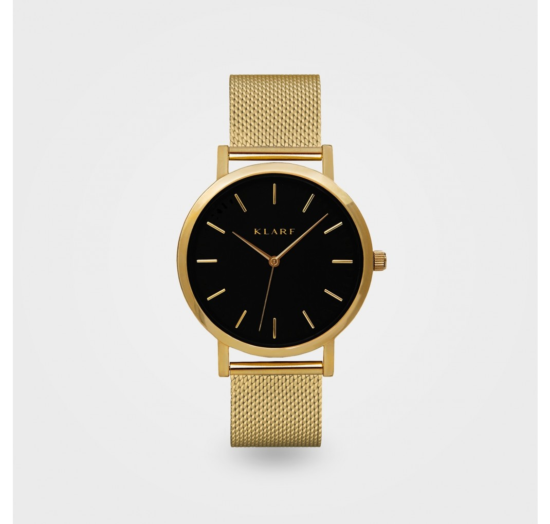 KLARF CLASSIC BLACK & GOLD