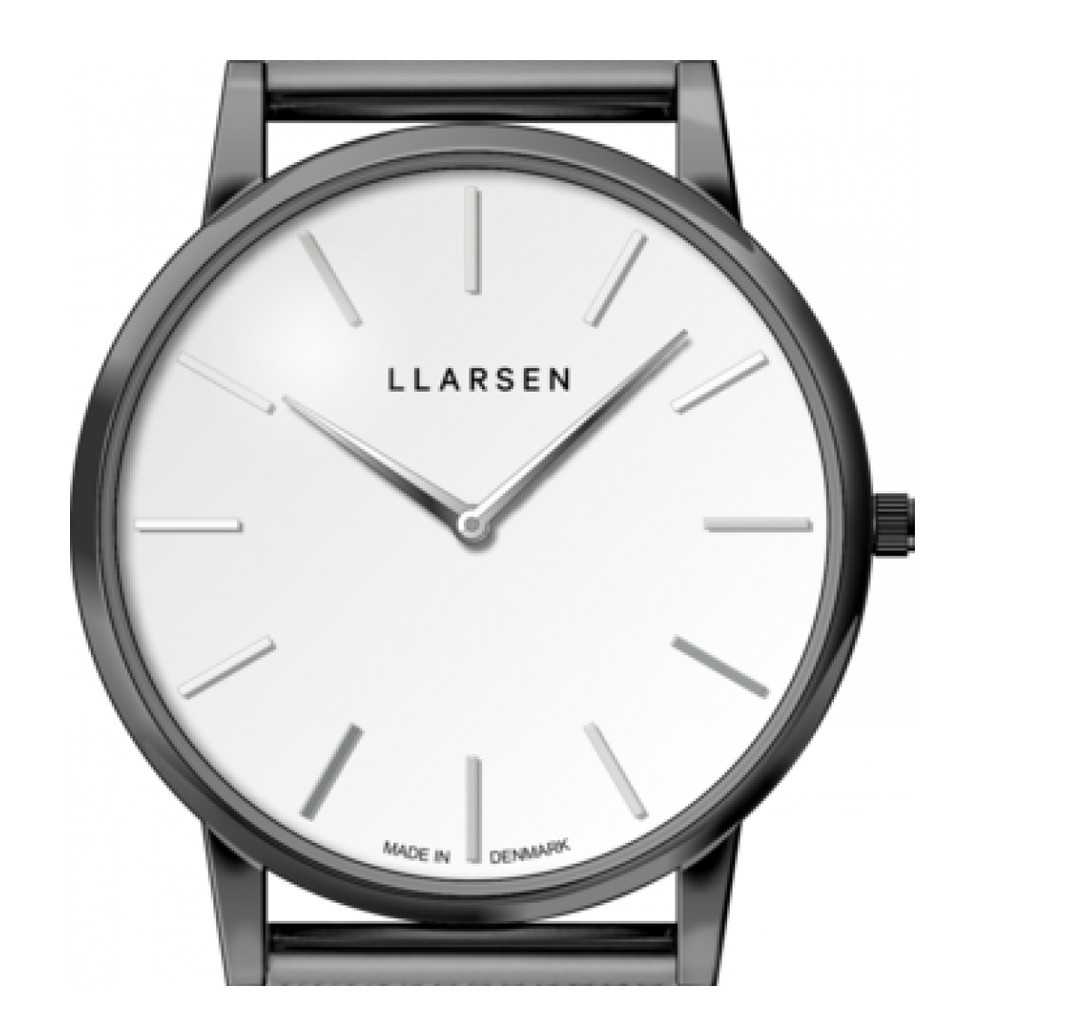 LLARSEN OLIVER Oxidized Tan Leather