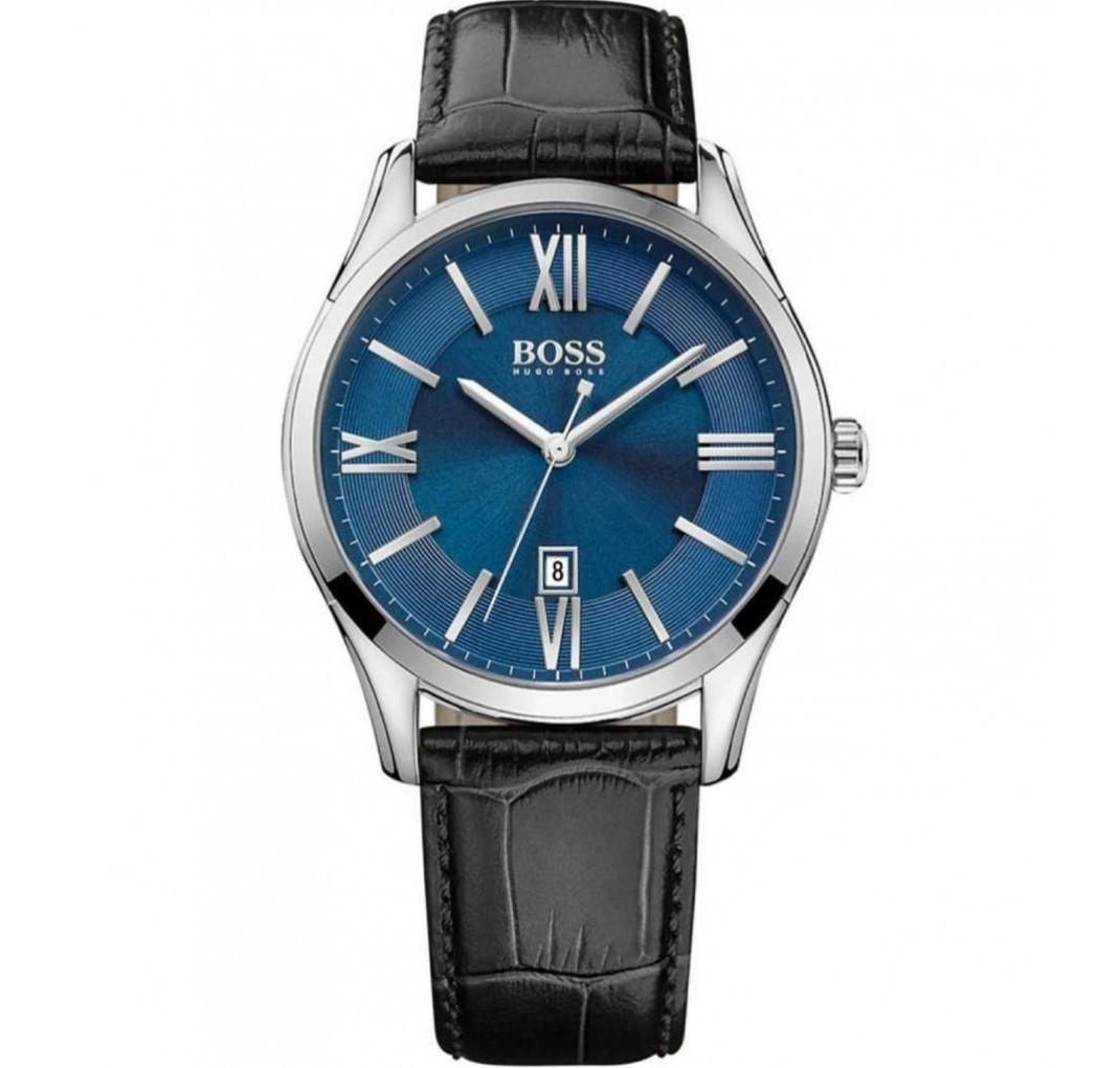 HUGO BOSS Ambassador Blue Watch
