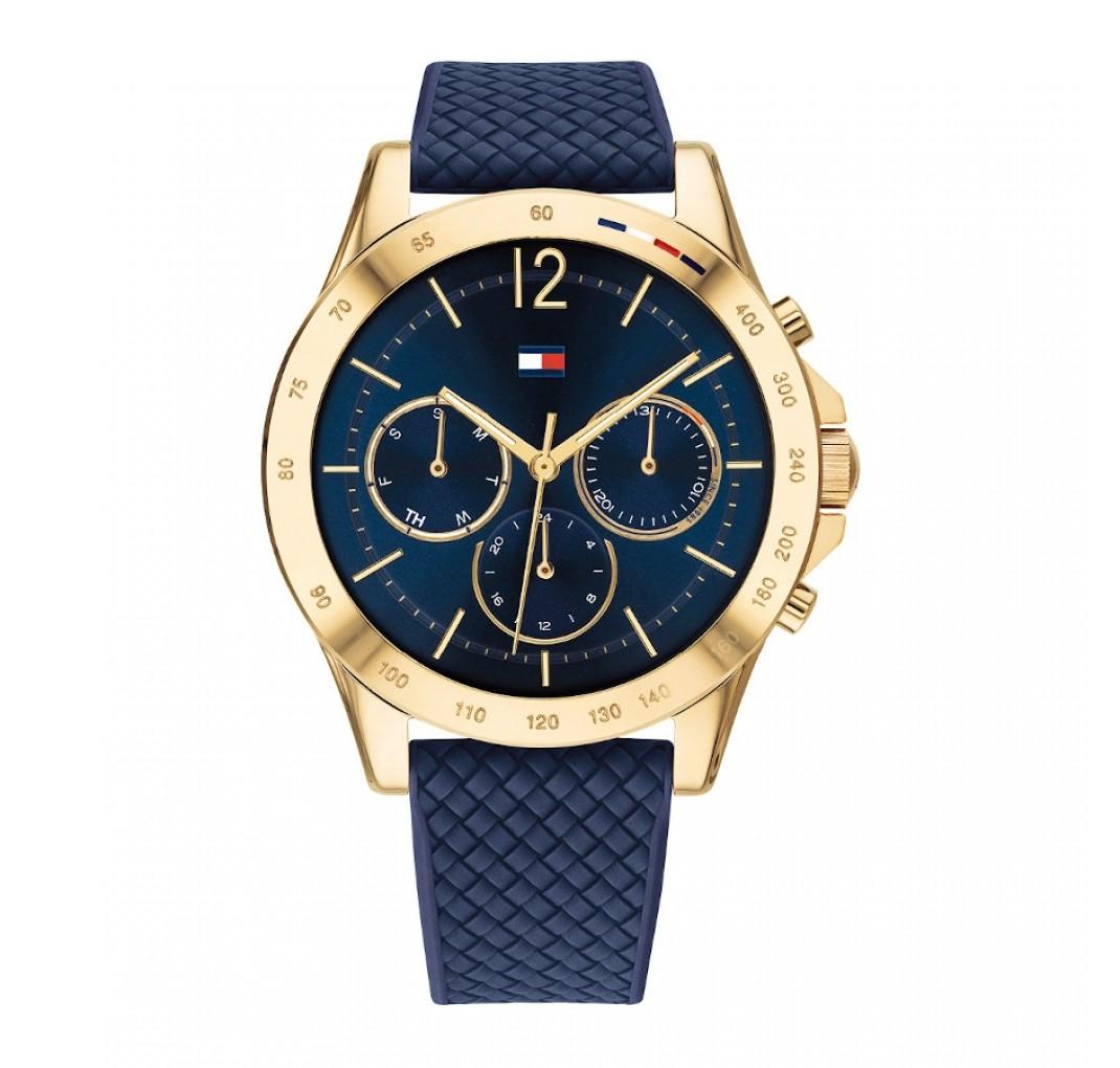 Tommy Hilfiger Horloge Blue TH1782198