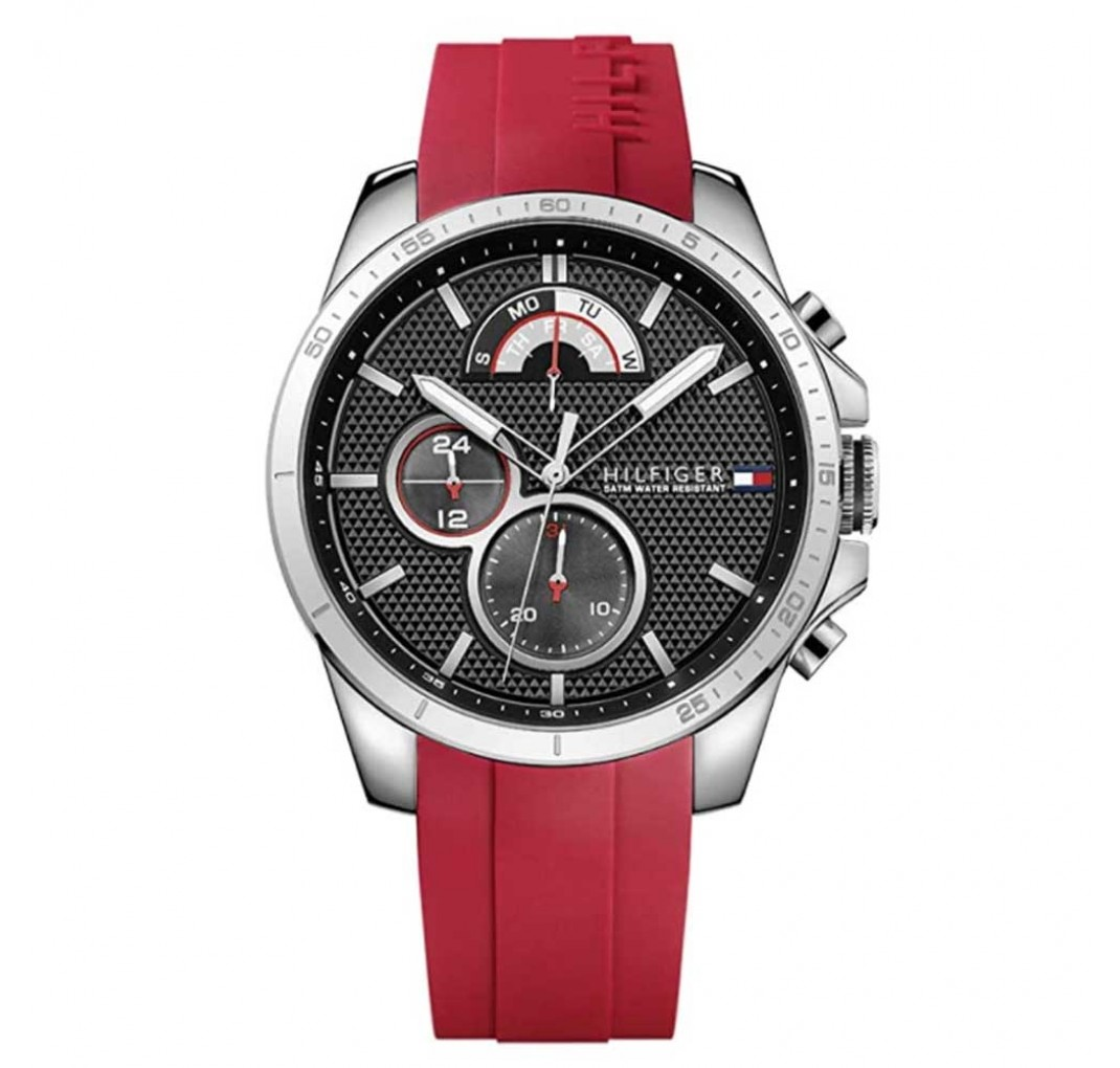 TOMMY HILFIGER SPORT RED