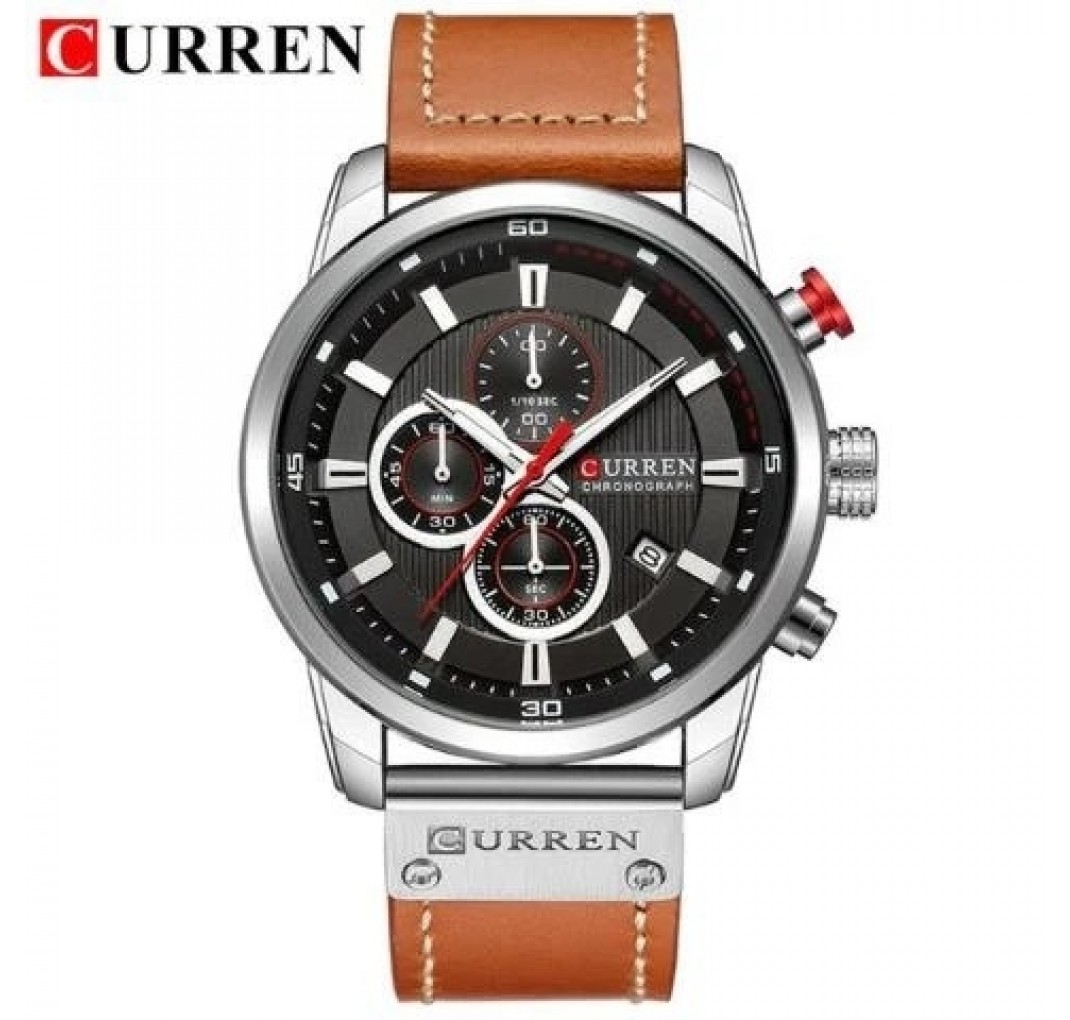 CURREN Chronograph model 8291 Country