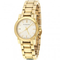"BURBERRY ""The City"" Gold BU9203"