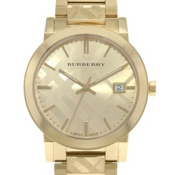 "BURBERRY ""The City"" Gold BU9038"