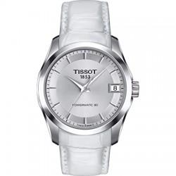 TISSOT Couturier Quartz Hvid
