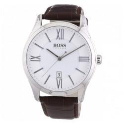 HUGO BOSS Ambassador White Watch