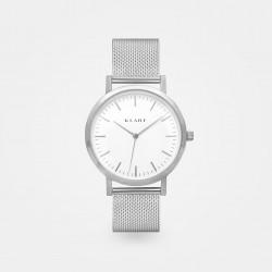 KLARF CLASSIC WHITE & SilVER