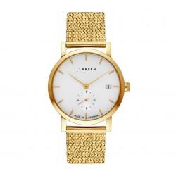LLARSEN HELENA Gold Watch