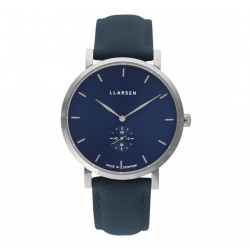 LLARSEN NIKOLAJ Steel Ocean Leather