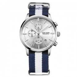 MEGIR SAILOR Silverblue