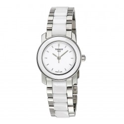 TISSOT Cera White Diamond
