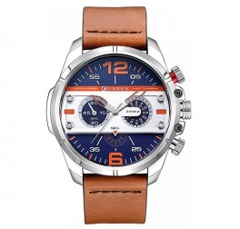 CURRENChronographmodel8259Silver-20