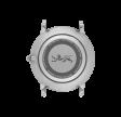 LLARSEN OLIVER Steel Watch Nato