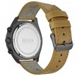 HUGO BOSS Intensity Brown Leather Watch