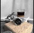 LLARSEN NOR Mesh Steel Watch