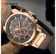 CURREN Chronograph model 8291 Messing