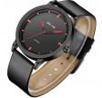 WEIDE RED Minimalistisk Japansk designet ur