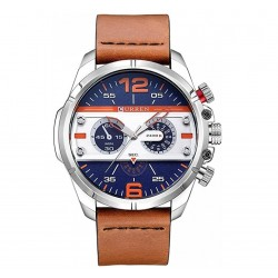 CURREN Chronograph model 8259 Silver