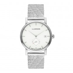 LLARSEN HELENA Steel Watch Steel Bracelet