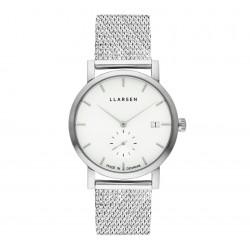 LLARSEN HELENA Steel Watch Steel Bracelet