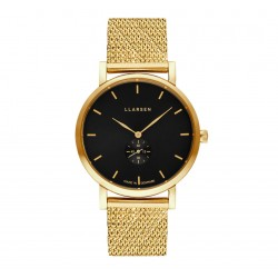 LLARSEN JOSEPHINE Gold Watch Shine