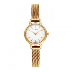 LLARSEN LYKKE Gold Watch Mesh