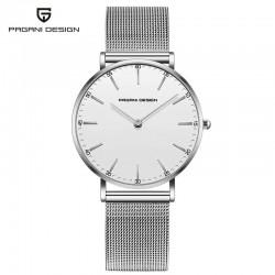 PAGANI DESIGN PD1802 Silver Classic