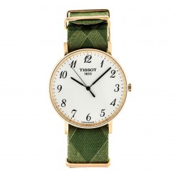 TISSOT T-Classic Everytime Green